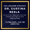 Colloquium with Dr. Gurtina Besla