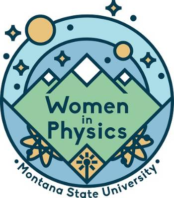 Women in Physics at MSU Logo