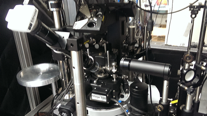 Optics and quantum systems at Montana State University - Department