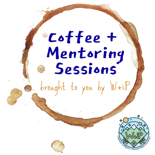 coffee and mentoring logo